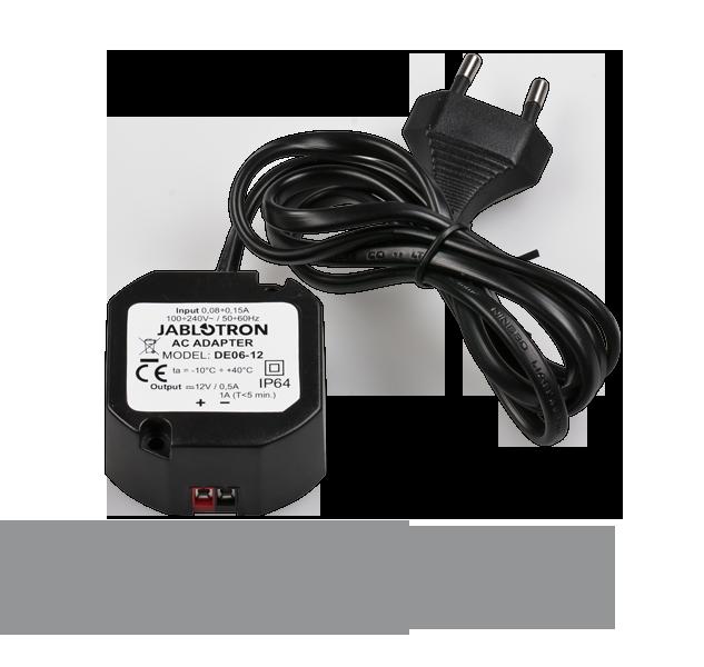 DE06-12 zasilacz sieciowy 230V / 12V do montażu w puszcze instalacyjnej
