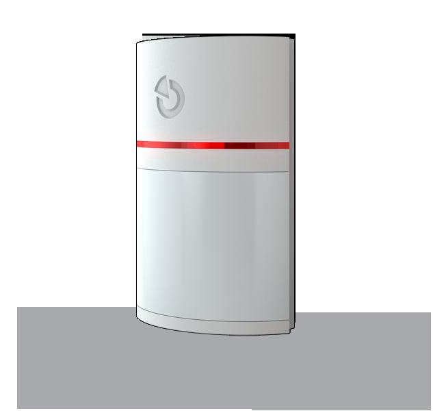 Czujka ruchu PIR JA-111P-WW z filtrem światła białego (biała soczewka)