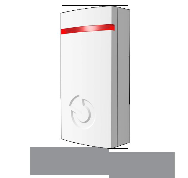 Bezprzewodowy czujnik pomiaru temperatury JA-151TH serii JABLOTRON 100