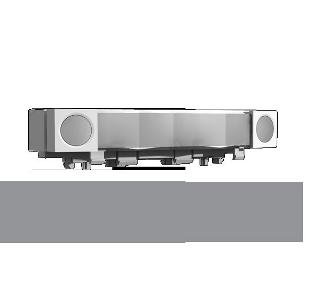 Dodatkowy segment sterujący JA-192E do klawiatur i czytników RFID systemu alarmowego Jablotron 100