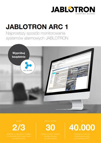 Najprostrzy sposób monitorowania alarmów Jablotron