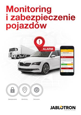 Monitoring i zabezpieczenie pojazdów