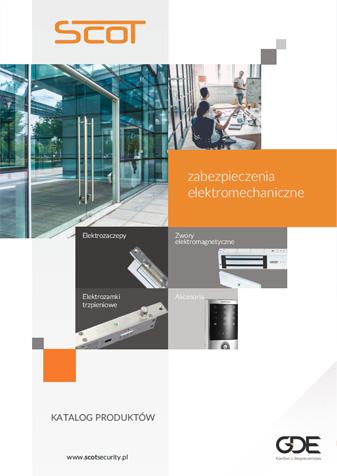 Katalog urządzeń firmy SCOT