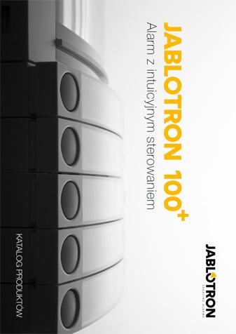 Katalog urządzeń systemu bezpieczeństwa Jablotron 100+